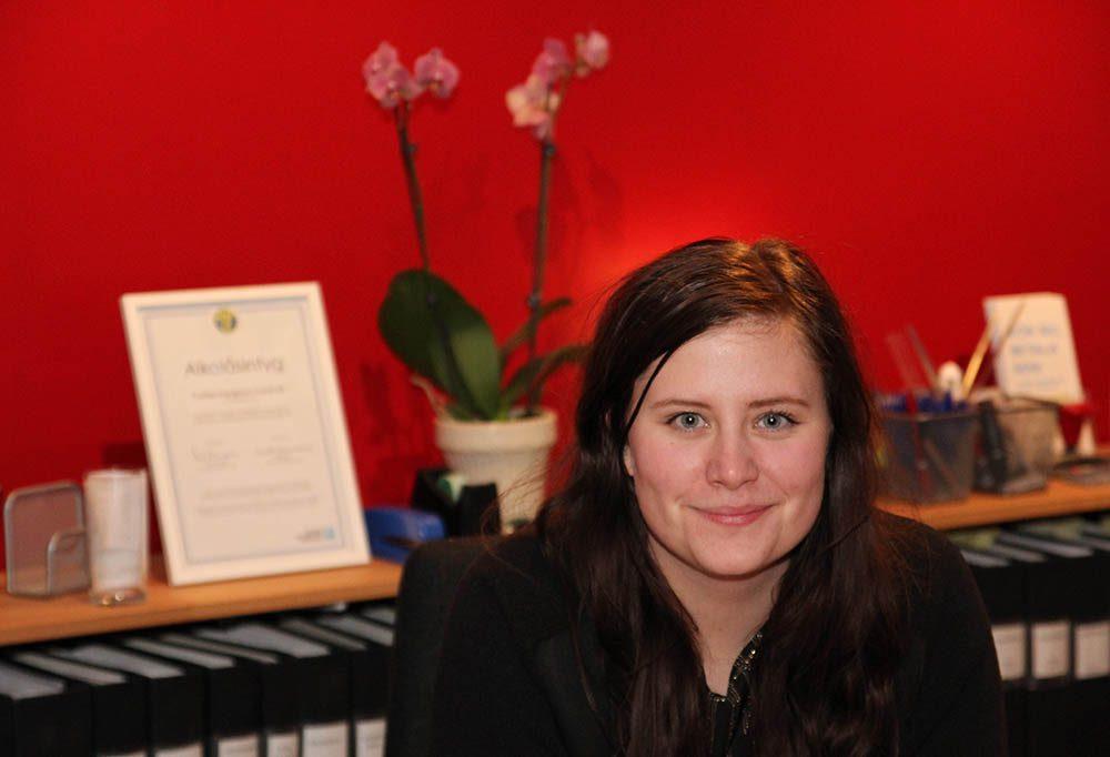 Daniella Receptionist